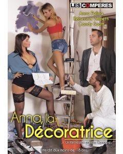 Anna, la décoratrice - DVD Les Compères