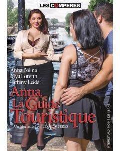 Anna, la guide touristique - DVD Les compères