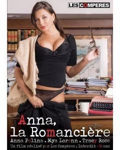 Anna, la romancière - DVD Les Compères