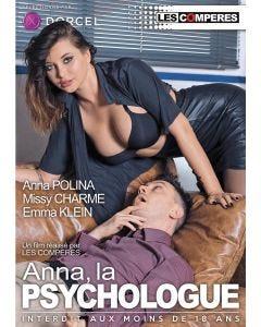 Anna la psychologue - DVD Dorcel