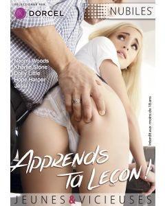 Apprends tes leçons - DVD Dorcel