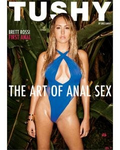 The art of anal sex 9 - DVD Tushy