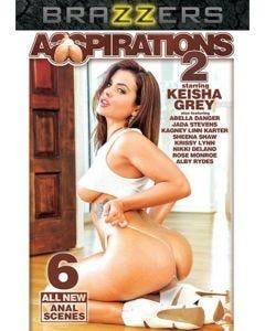Asspirations 2 - DVD Brazzers