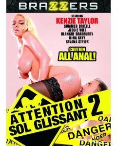 Attention sol glissant 2 - DVD Brazzers