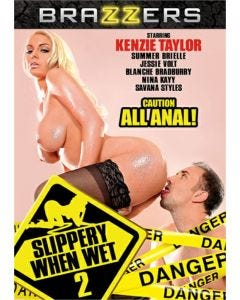 Slippery when wet 2 - DVD Brazzers