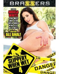 Slippery when wet 4 - DVD Brazzers