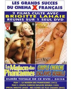 The House of Fantasies - Couple Looking for Sex Slaves (2 films)