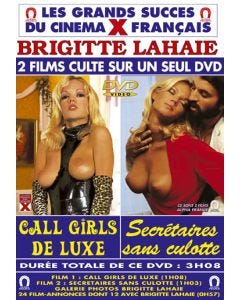 Deluxe Call Girls - Secretaries without Pants (2 films)