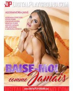Baise Moi Comme Jamais - DVD Digital Playground