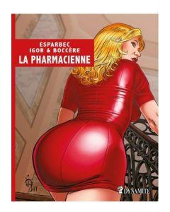 Bd Érotique - La Pharmacienne
