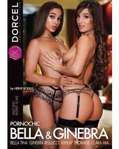 Bella and Ginebra Pornochic - DVD Dorcel