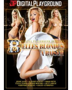 Belles blondes à baiser - DVD Digital Playground