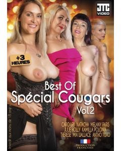 Best of spécial cougars 2 - DVD JTC