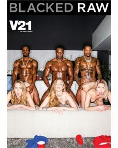 Blacked Raw V21 - DVD Blacked