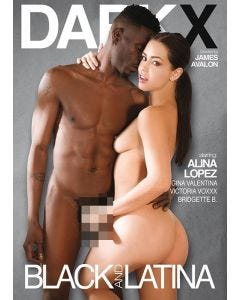 Black and latina - DVD Dark X