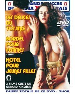 Les délices du Tossing - Bordel pour femmes - Hotel pour jeunes filles - DVD Blue One