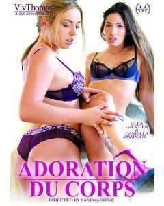 Adoration du corps - Viv Thomas - DVD Lesbien