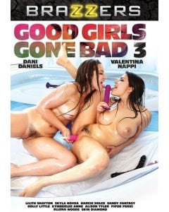 Good girls gone bad 3 - DVD Brazzers