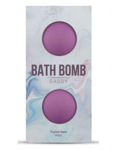 Boules de Bain Sassy Bath Bomb Tropical - Pour un bain relaxant