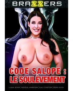 Code Salope : le soulèvement - DVD Brazzers