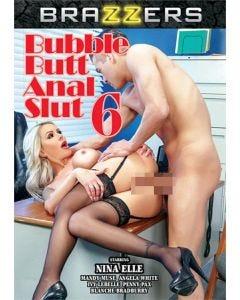 Bubble Butt Anal Slut 6 - DVD Brazzers