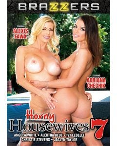 Horny Housewives 7 - DVD Brazzers