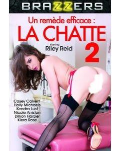 Un remède efficace : La Chatte - DVD Brazzers