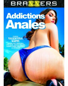 Addictions anales - DVD Brazzers
