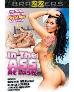 In the ass at last - DVD Brazzers
