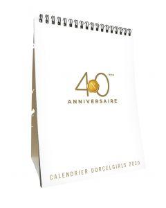 Calendrier Marc Dorcel 2020