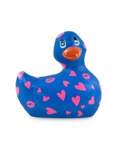 Canard Vibrant My Duckie Romance Bleu et Rose