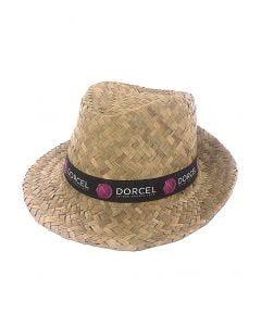 Le chapeau de paille Dorcel