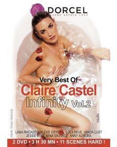 Claire Castel Infinity 2 - DVD Dorcel best of