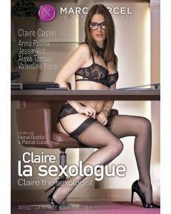 Claire la sexologue - DVD Marc Dorcel