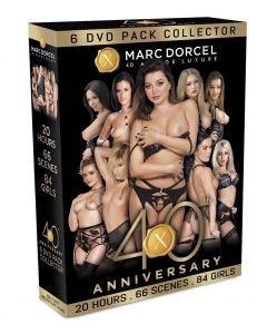 Coffret Collector 40ème anniversaire 6 DVD