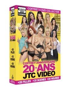 Coffret 6 DVD JTC 20eme anniversaire