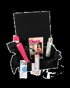 Erotic Massage Box Set by Dorcel