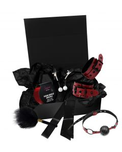 Initiate me box red edition - Dorcel