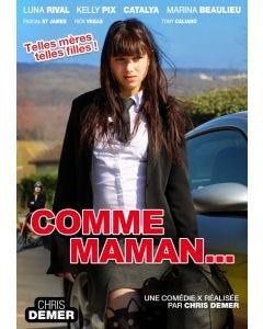 Comme maman… - DVD Chris Demer
