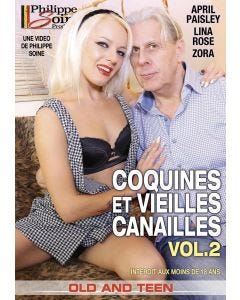 Coquines et vieilles canailles 2 - DVD Philippe Soine Productions