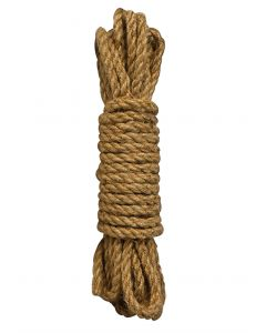 Corde BDSM en Chanvre 5 mètres