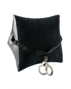 Coussin Gonflable avec Menottes | Accessoires BDSM