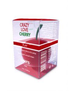 Crème Excitante Crazy Love Cherry