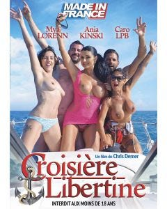 Croisière libertine - DVD Made in France
