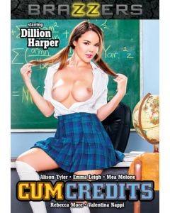 Cum credits - DVD Brazzers