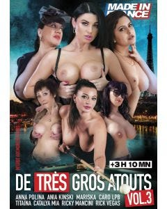 Very big assets 3 - DVD Made in France