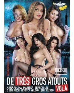 De (très) gros atouts 4 - DVD La Banane Prod
