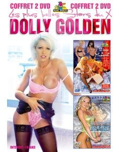 Coffret 2 DVD Dolly Golden