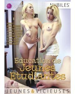 Education de jeunes étudiantes - DVD Nubiles