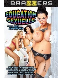 Sexual Education - DVD Brazzers